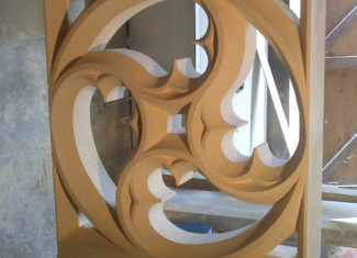 balustrade-gothique-aspirant-compagnon